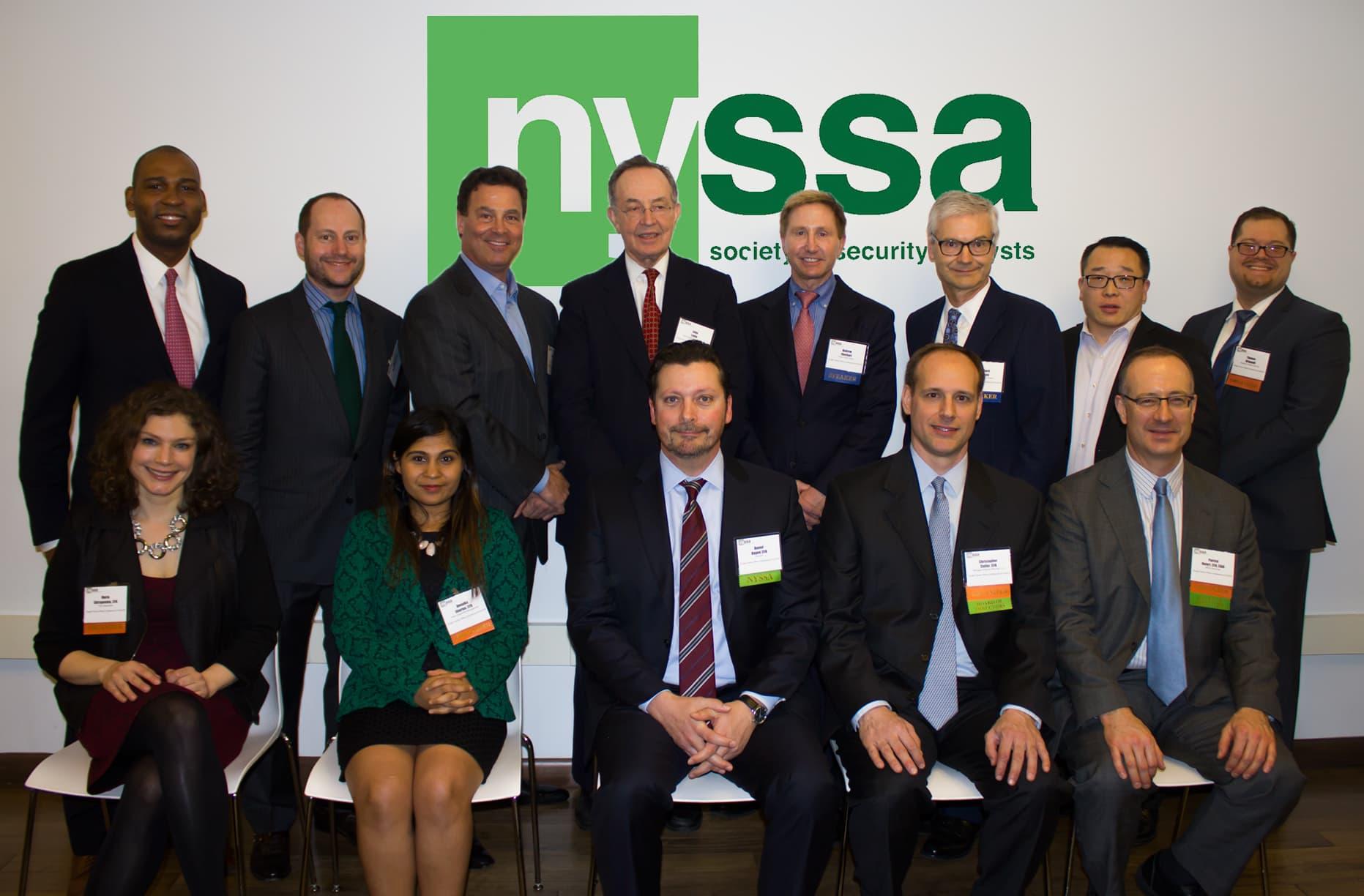 Asset Owner Series™ » CFA Society New York