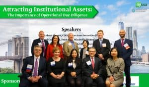 Attracting Institutional Assets: The Importance of Operational Due Diligence